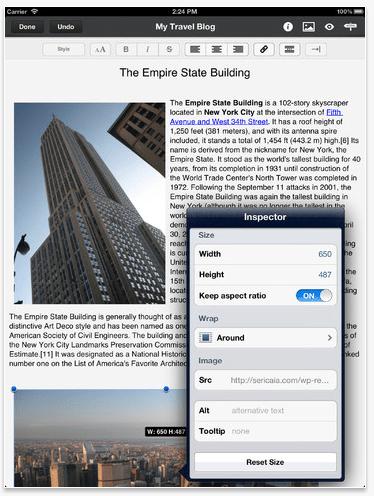 De Posts-app; speciaal voor de iPad.