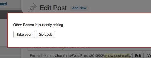 Post Block in WordPress 3.6