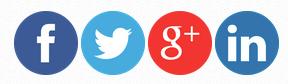 Social media icons stap 4