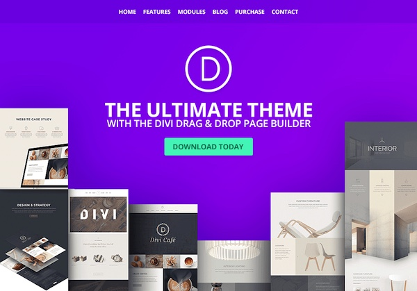 DIVI: Beste Premium WordPress Theme