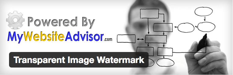 Transparent Image Watermark WordPress Plugin
