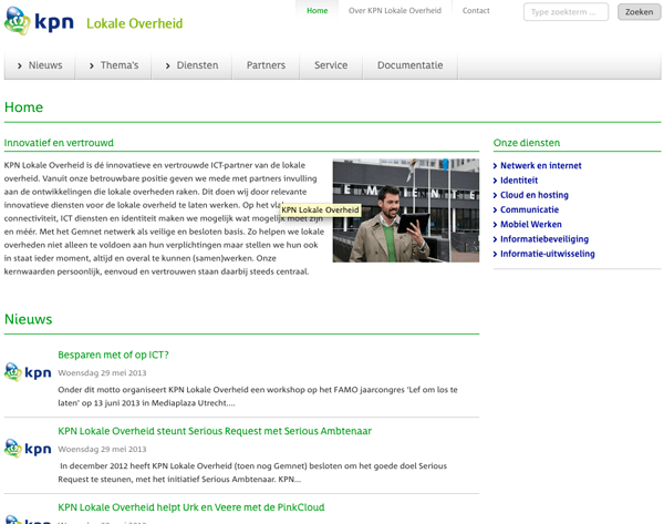 KPN-Lokaal-WordPress