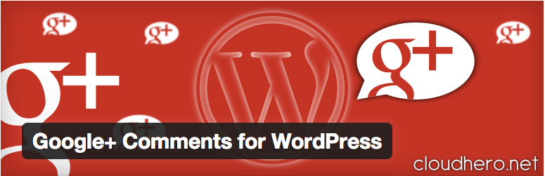 Google+ WordPress Reacties