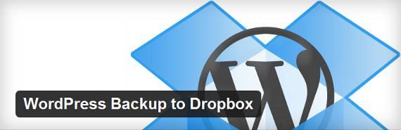 Backup WordPress naar Dropbox