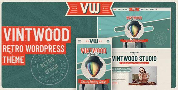 Vintwood theme