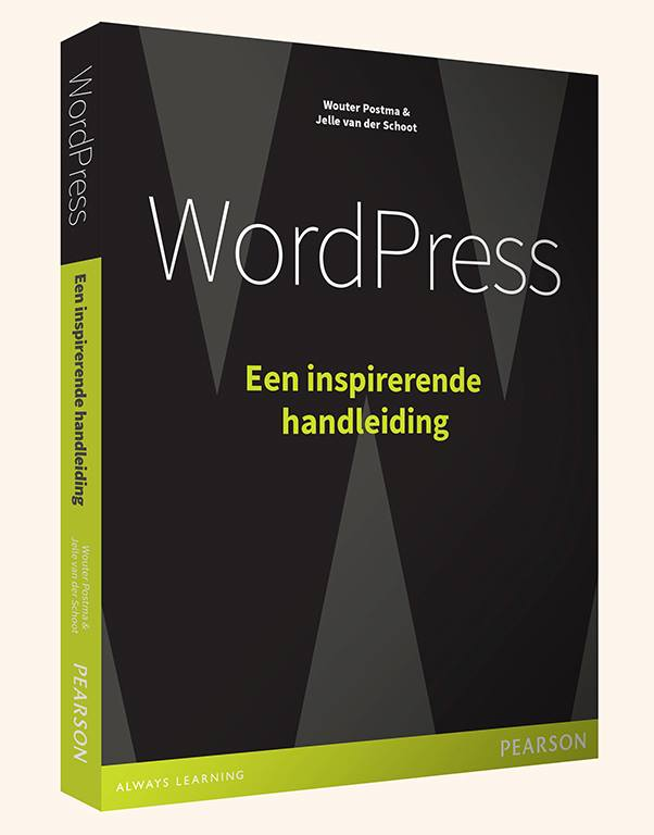 WordPress boek