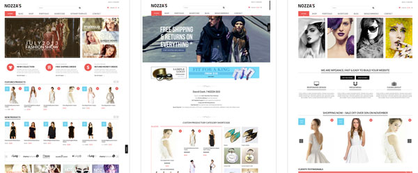 FashionZozza WooCommerce