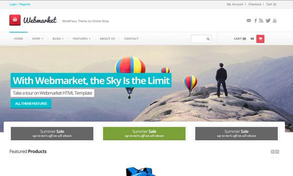 WooCommerce Webmarket