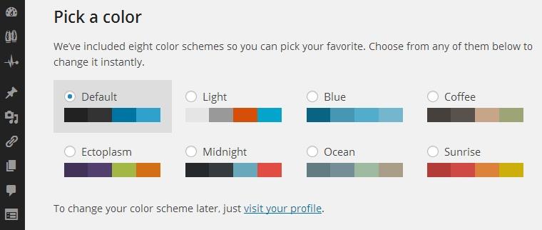 Kleurenschema's