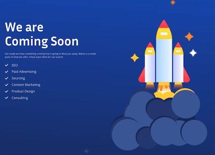 SeedProd Coming Soon Plugin