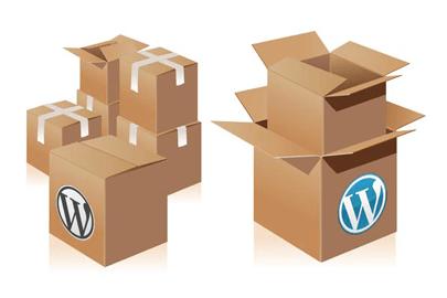 WordPress verhuizen
