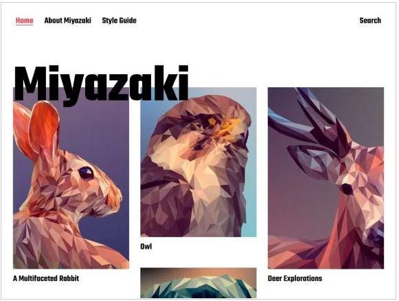 Thema Miyazaki