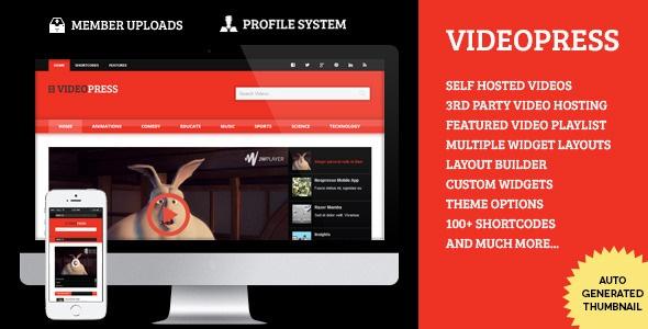 VideoPress WordPress