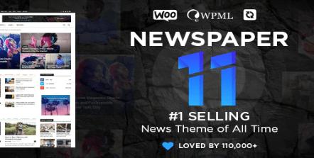 Newspaper-theme-template