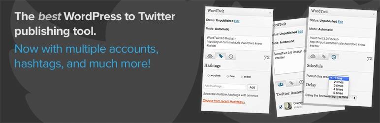 WordPress Twitter Plugin