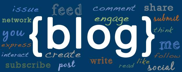 Webshop blog
