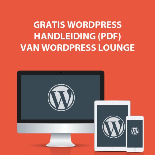 Gratis WordPress Handleiding PDF