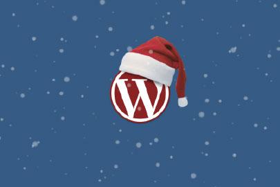 WordPres Kerstmis