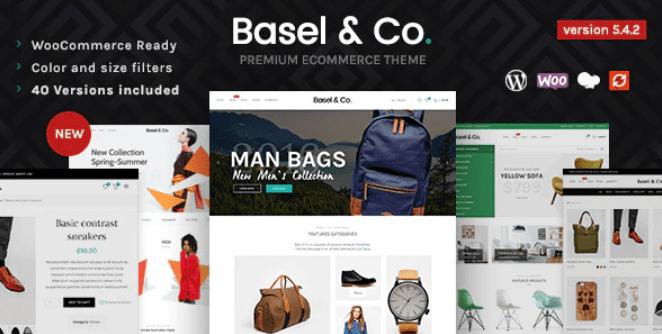 Basel theme template