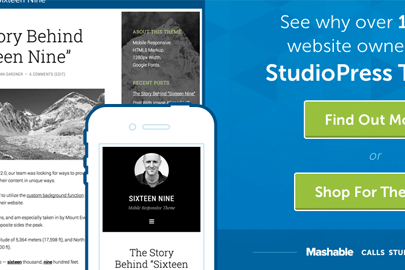 StudioPress en Genesis framework