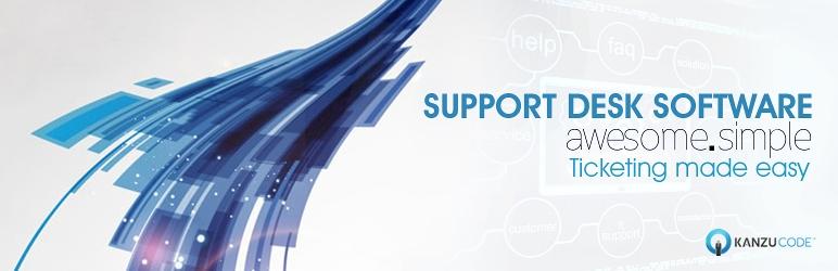 Kanzu Support Desk