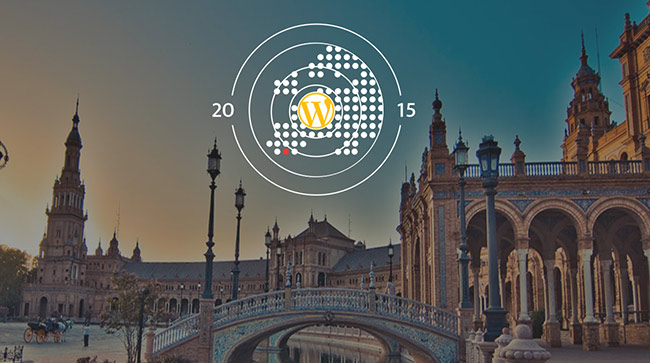 WordCamp 2015 Sevilla
