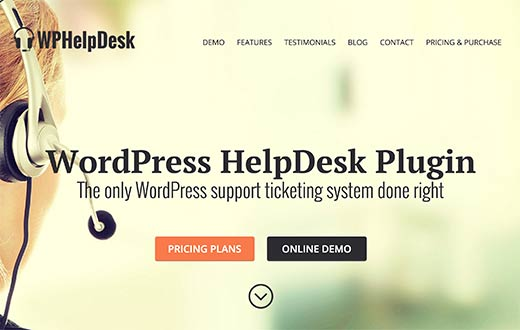 wp helpdesk