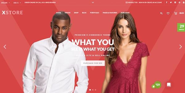 XStore Reponsive WooCommerce Theme