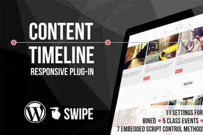 Tijdlijn WordPress plugin