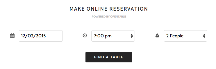 online-reserveren-restaurant-wordpress