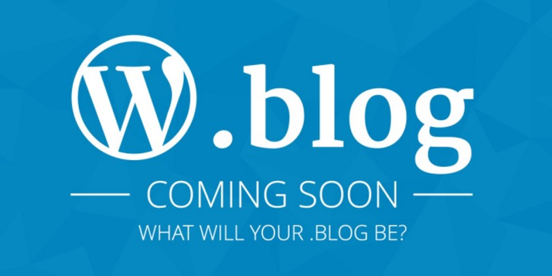 WordPress blog domein