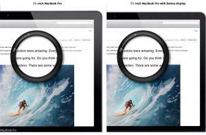 Retina afbeeldingen WordPress website