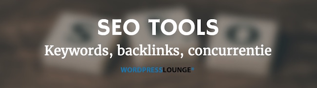 SEO tools - door WordPress Lounge