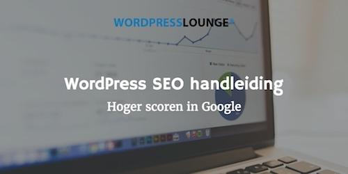 WordPress SEO handleiding groot