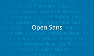 Native Fonts WordPress 4.6