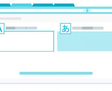 WordPress website of webshop vertalen