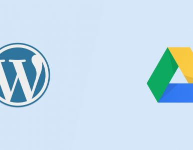 Automatische WordPress backups naar Google Drive