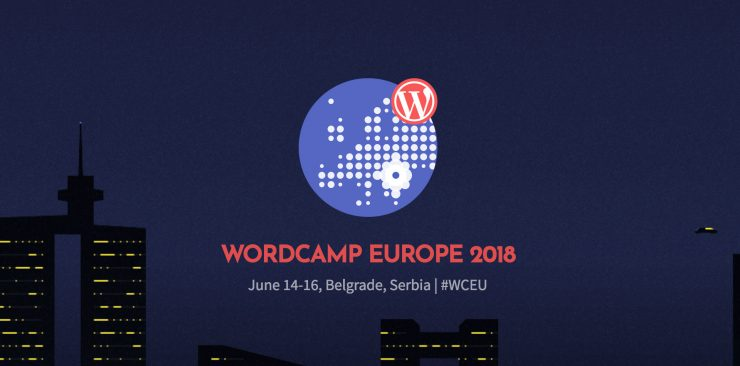 WordCamp Europe 2018 Belgrado