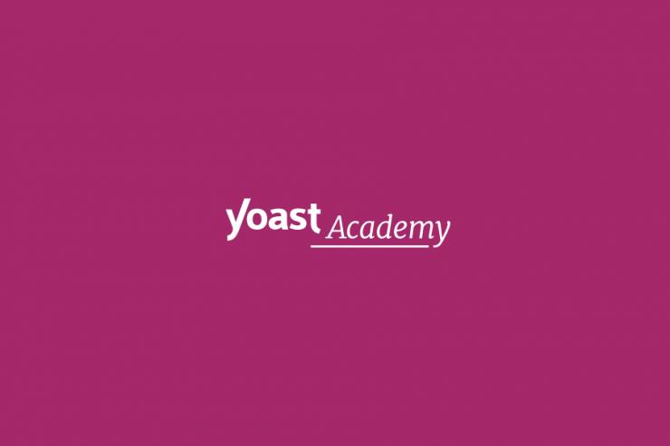 Yoast lanceert gratis SEO-cursus voor beginners