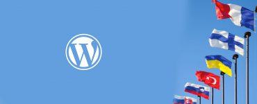 Taal veranderen in WordPress