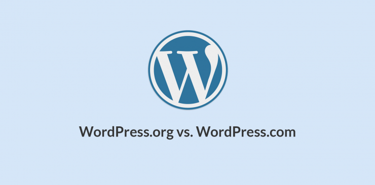 La diferencia entre WordPress.com y WordPress.org