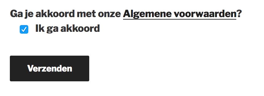 Akkoord-veld