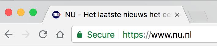 Favicon nu.nl