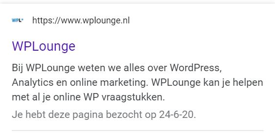 favicon WPLounge