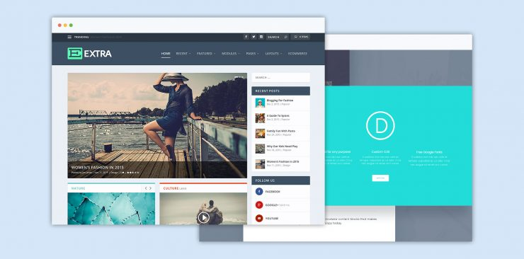 De 10 beste WordPress-themes voor blogs (2018)