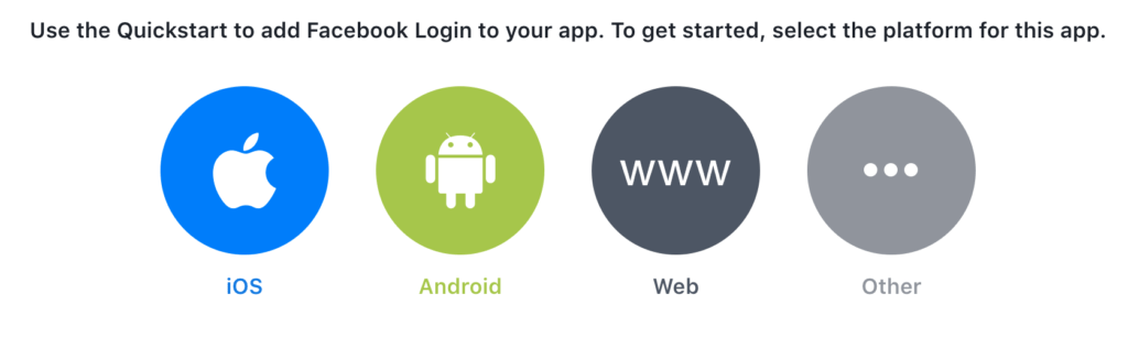 Facebook Login Web