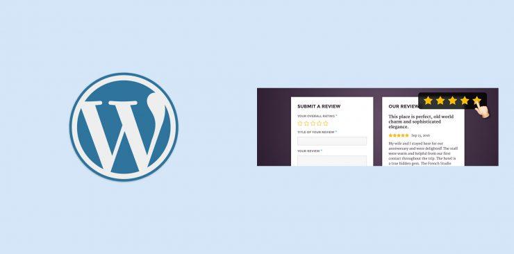 WordPress review plugins