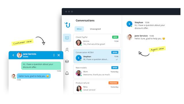 Userlike Live Chat oplossing voor WordPress