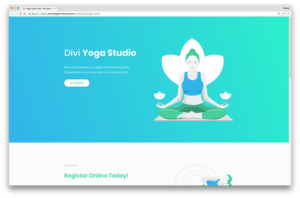 Divi Yoga Studio