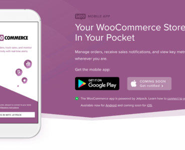 WooCommerce apps